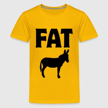 Fat Ass - Kids' Premium T-Shirt
