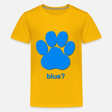 Blues Clues Clueless? - Kids' Premium T-Shirt