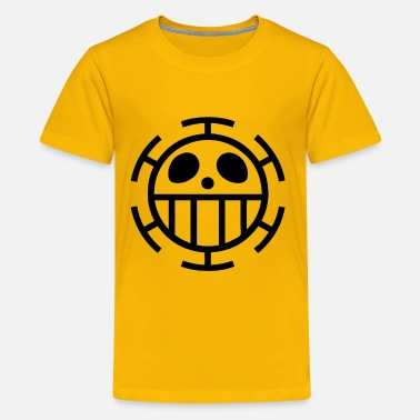 Piece One Piece - Trafalgar Law - Kids' Premium T-Shirt
