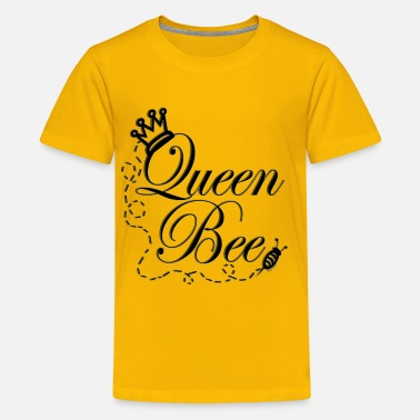 Queen Bee queen_bee - Kids' Premium T-Shirt