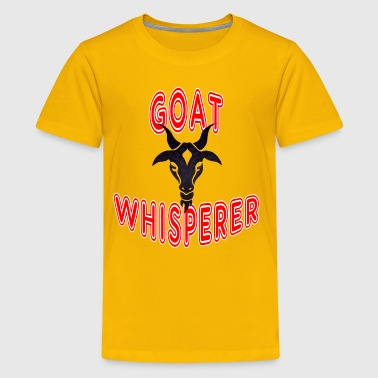 Goat Whisperer - Kids' Premium T-Shirt