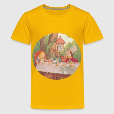 The Tea Party - Kids' Premium T-Shirt