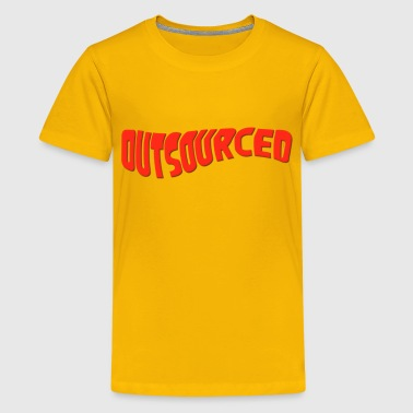 Outsourced - Kids' Premium T-Shirt