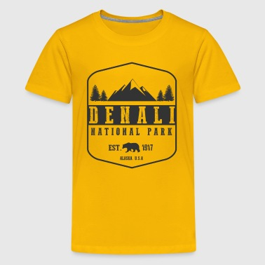 Denali National Park - Kids' Premium T-Shirt