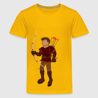 Archer - Kids' Premium T-Shirt
