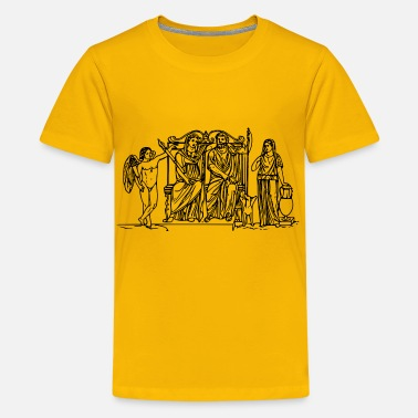 Gehenna Hades and Persephone - Kids' Premium T-Shirt