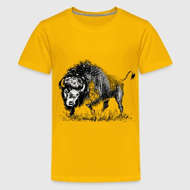 buffalo - Kids' Premium T-Shirt