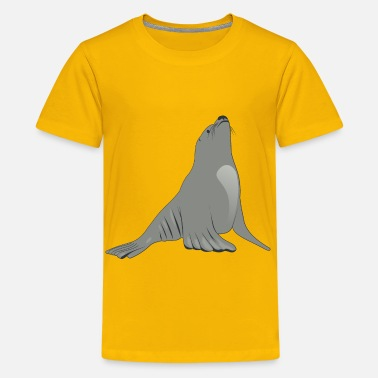 Sea Lion Sea Lion - Kids' Premium T-Shirt