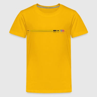 Pencil Pencil - Kids' Premium T-Shirt