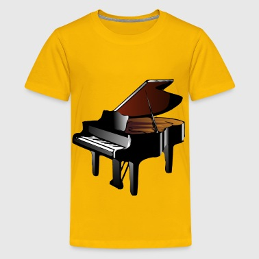 piano - Kids' Premium T-Shirt