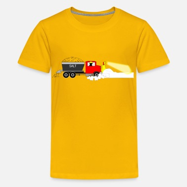 Plow Snow Plow - Kids' Premium T-Shirt