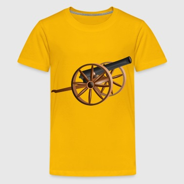 cannon - Kids' Premium T-Shirt