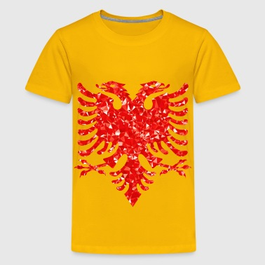 Ruby Double Headed Eagle - Kids' Premium T-Shirt