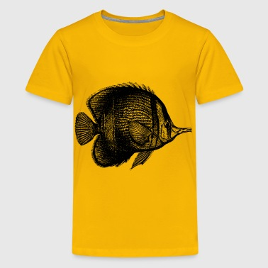 Margined coralfish - Kids' Premium T-Shirt