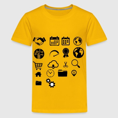 Icons - Kids' Premium T-Shirt
