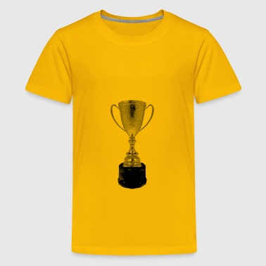 trophy - Kids' Premium T-Shirt