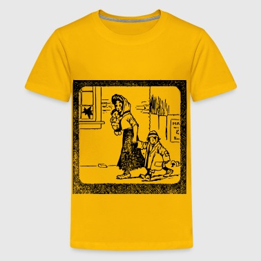 Poor Mother and Kids - Kids' Premium T-Shirt