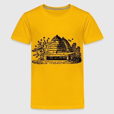 Beehives - Kids' Premium T-Shirt