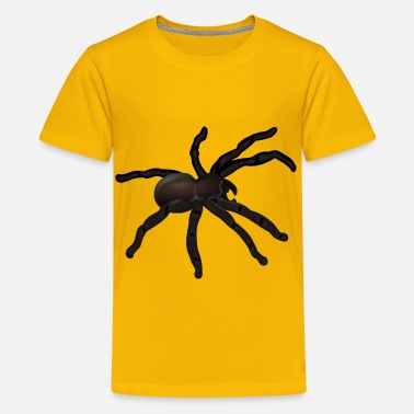 National Colours spider coloured - Kids' Premium T-Shirt