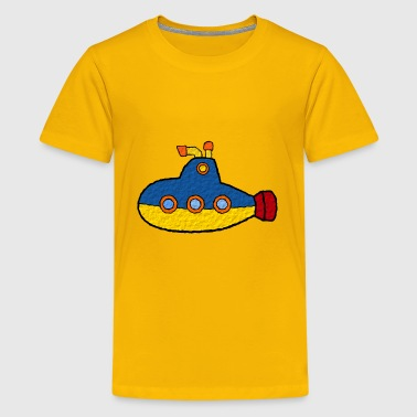 Toy sub 2 - Kids' Premium T-Shirt