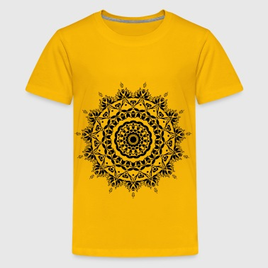 Art Nouveau Design 5 - Kids' Premium T-Shirt