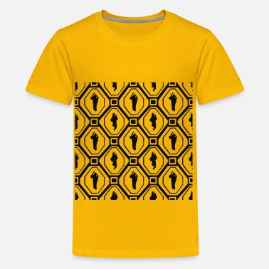 Seamless Pattern Dance seamless pattern - Kids' Premium T-Shirt