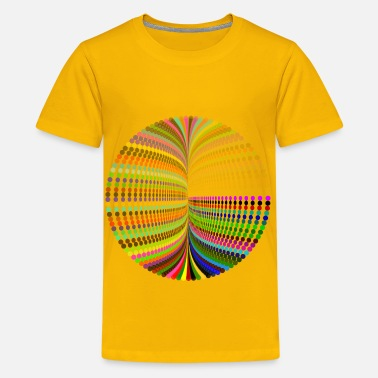 Obesity Obese Singularity - Kids' Premium T-Shirt