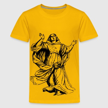 The Virgin Mary - Kids' Premium T-Shirt
