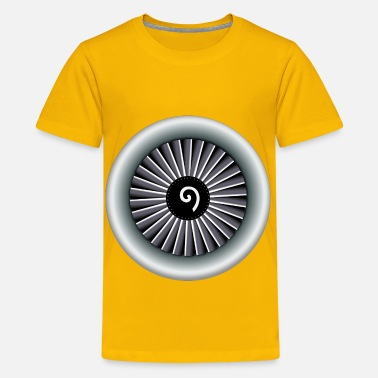 Jet Engine Jet Engine - Kids' Premium T-Shirt