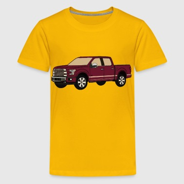 Pickup Truck - Kids' Premium T-Shirt
