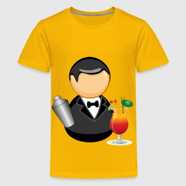 Barman - Kids' Premium T-Shirt