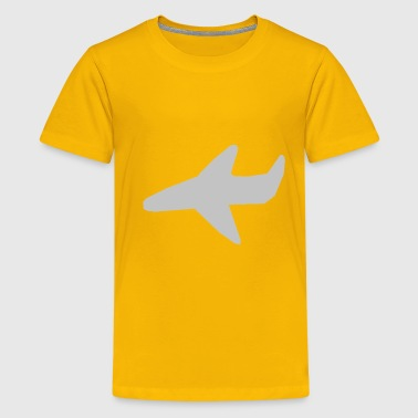 Airplane - Kids' Premium T-Shirt