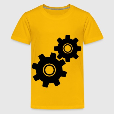 Fitness Gear gears - Kids' Premium T-Shirt