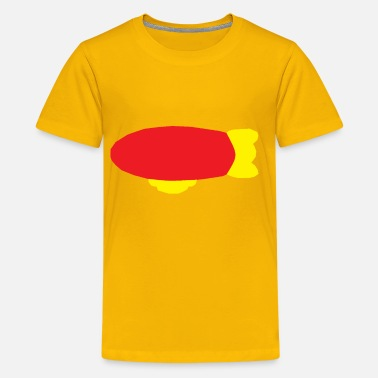 Tubby Blimp - Kids' Premium T-Shirt