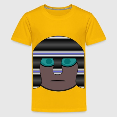Space Warrior Dark - Kids' Premium T-Shirt