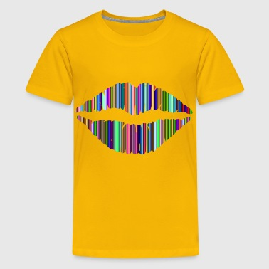 Technicolor Technicolor Lips 6 - Kids' Premium T-Shirt