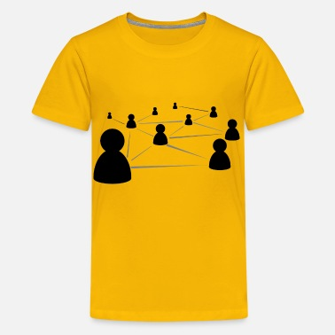 Networking Network 2 - Kids' Premium T-Shirt