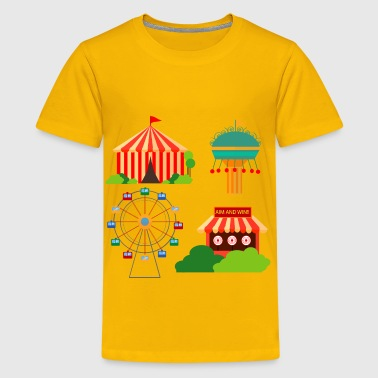 Carnival Time - Kids' Premium T-Shirt