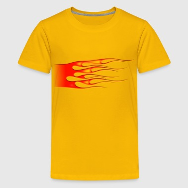 Hot Rod Flames 2 - Kids' Premium T-Shirt