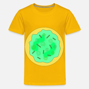 Sugar Cookie Green Swirl Sugar Cookie - Kids' Premium T-Shirt