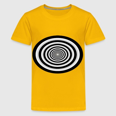 Time Tunnel - Kids' Premium T-Shirt