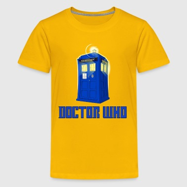 Doctor Who Dr. - Kids' Premium T-Shirt