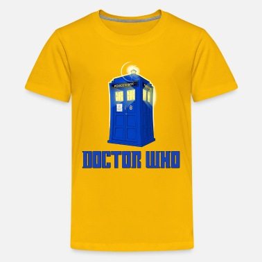 Timelord Doctor Who Dr. - Kids' Premium T-Shirt