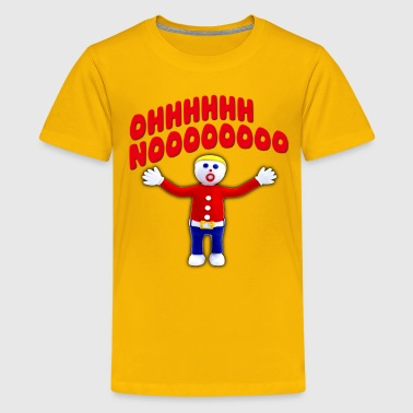 Mr. Bill Oh No - Kids' Premium T-Shirt