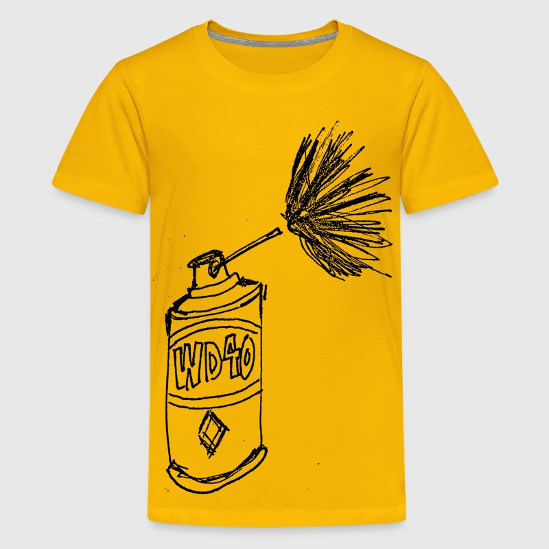 WD40 Can - Kids' Premium T-Shirt