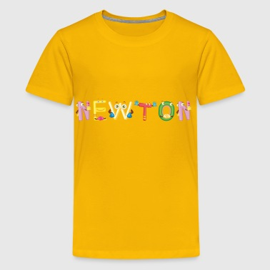 Newton - Kids' Premium T-Shirt
