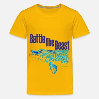 Battle Beasts beast - Kids' Premium T-Shirt