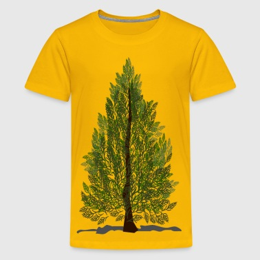 Pine tree - Kids' Premium T-Shirt