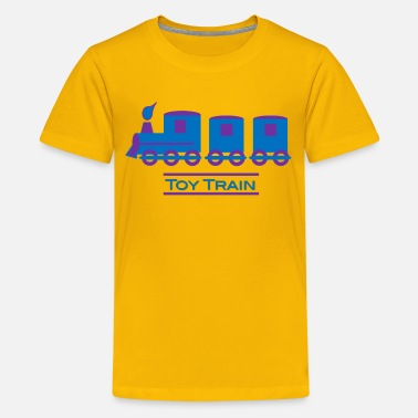 Military Training Train - Kids' Premium T-Shirt