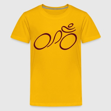 Olympic Cycling - Kids' Premium T-Shirt